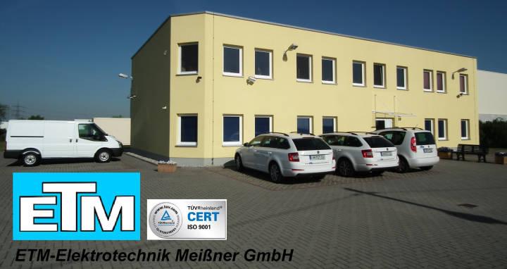 ETM Meißner Firmensitzx