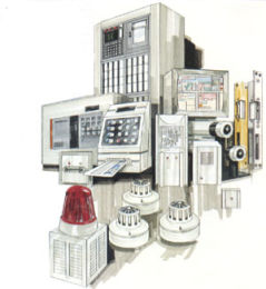 Elektrotechnik Sicherheitstechnikx